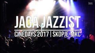 jaga jazzist   live cinedays 23112017 skopje macedonia mkc