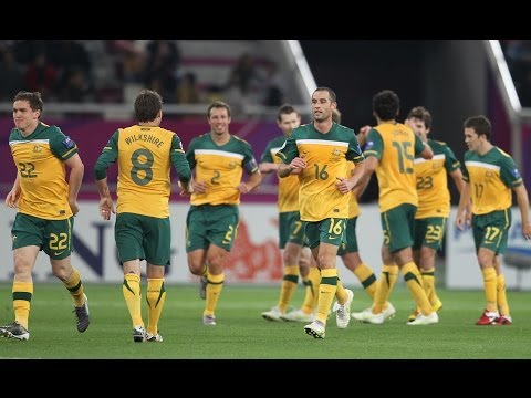 SF- Uzbekistan vs Australia: AFC Asian Cup 2011 (Full Match)