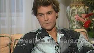 Ray Liotta Interview 1989 (Field Of Dreams) Brian Linehan's City Lights