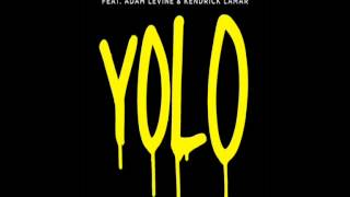 The Lonely island feat. Adam Levine & Kendrick Lamar - YOLO [FULL SONG] HQ
