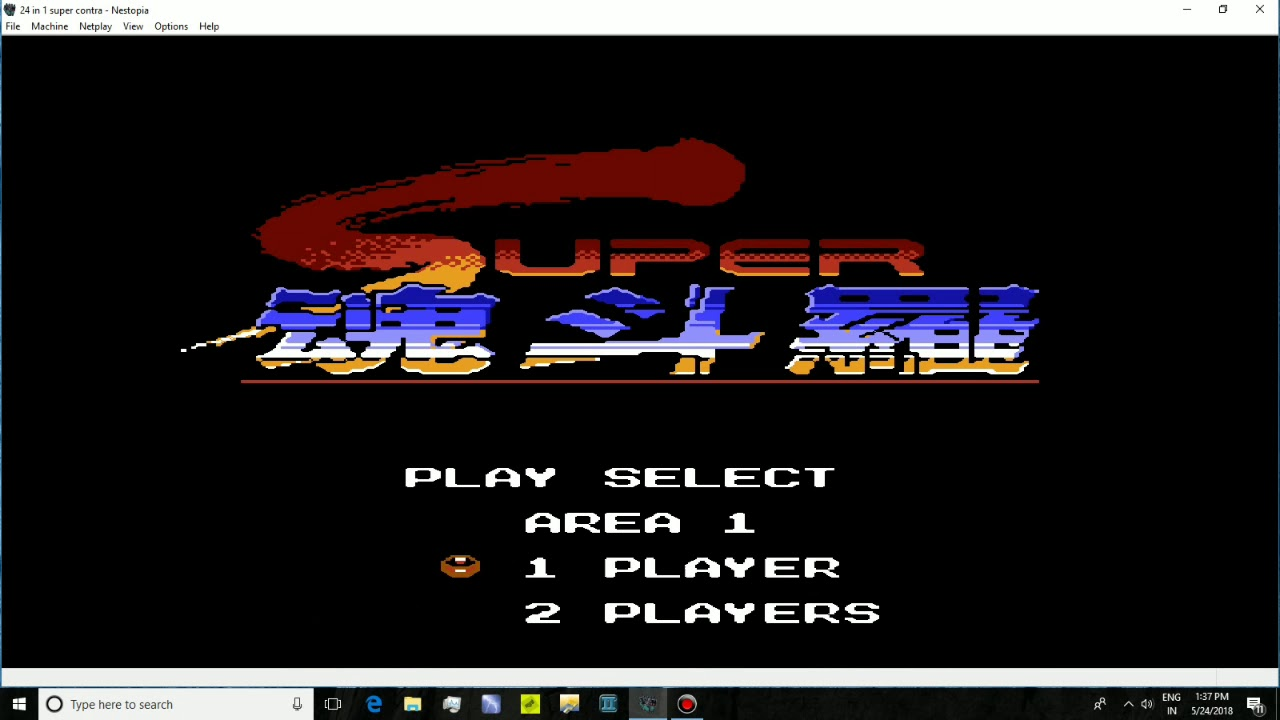 download game super contra 30 lives