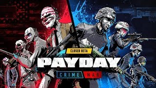 PAYDAY Crime War Android GamePlay (Multiplayer Coop Shooter)