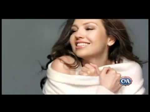 Thalia - Comercial C&A Sweaters 2010