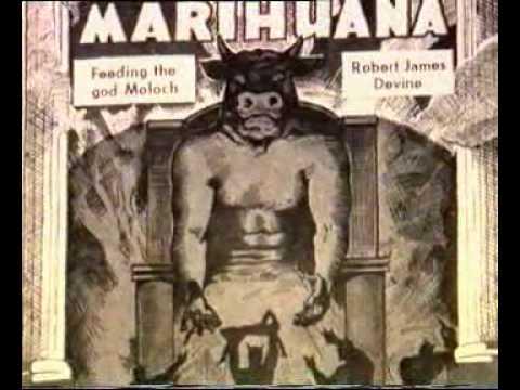 Filmato americano di propaganda contro la Marijuana del 1930
