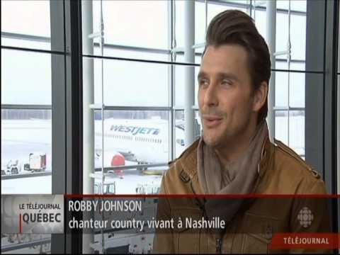 Robby Johnson Téléjournal Quebec