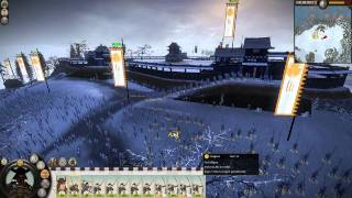 Total War Shogun 2 HD Tokugawa Campaign Commentary Part 2 Casting off Imagawa Shackles