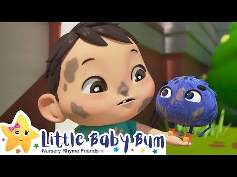 Itsy Bitsy Spider - Little Baby Bum | Baby Songs | Nursery Rhymes for Kids