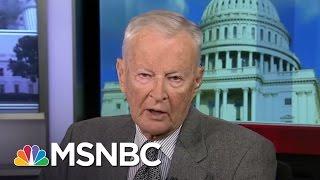 Zbigniew Brzezinski On National Security, Russia, Income Inequality | Morning Joe | MSNBC