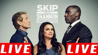 Undisputed LIVE HD 05/09/2019 - First Things First LIVE HD - Skip Bayless & Shannon Sharpe on FS1