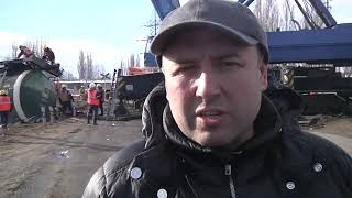 ДТП на Сырском руднике
