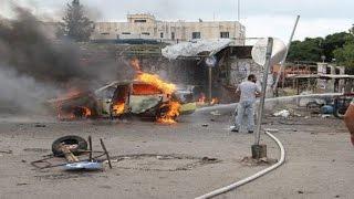 شهداء وجرحى بتفجيرات في مدينتي طرطوس وجبلة     24-5-2016