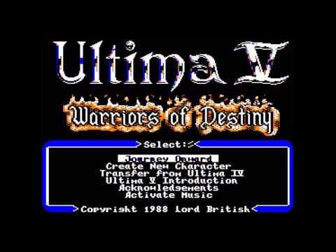 Ultima V: Warriors of Destiny - Rule Britannia