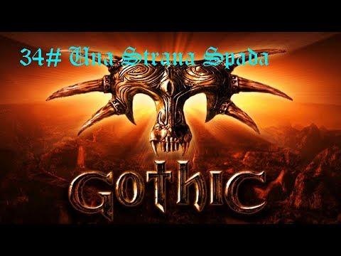 Gothic [Episodio 34]: Una Stana Spada