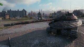 World of Tanks IS-4 (skin)