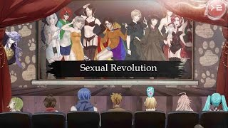 Больше двух — [11 chorus] Sexual Revolution [RUS fandub]