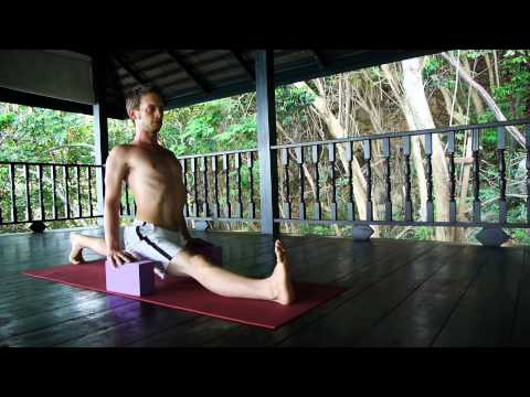George Tutorial Hanumanasana