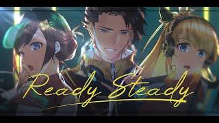 〖Cover〗Ready Steady / Giga【#3SetBBQ】