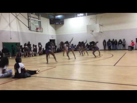 "ROYAL LEGACY""Raleigh Divas United Showcas"