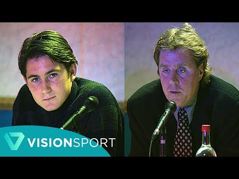 Throwback To Harry Redknapp Defending A Young Frank Lampard