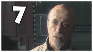 Black Ops 3 Walkthrough - Part 7 - Misson 7 - Rise and Fall