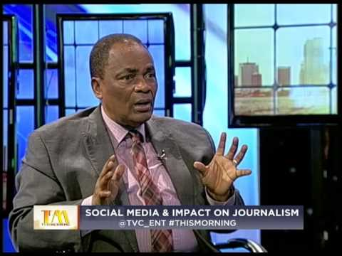 social medias impact on journalism A dialogue of truth: social media's impact on journalism and the news journalism 136 (2012): social media's impact on journalism and the news.