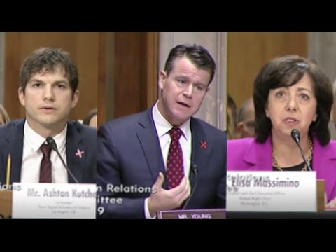 Senator Todd Young: Todd Discusses the Reality of Modern Slavery Both at Home & Abroad