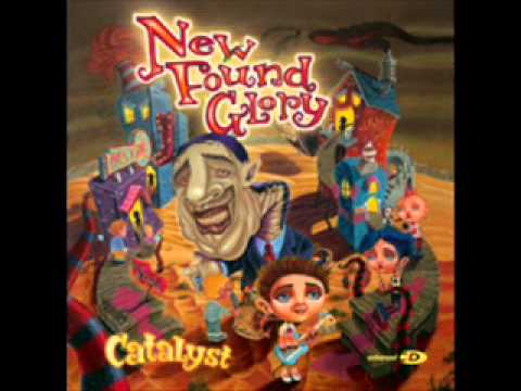 New Found Glory- Catalyst (Full Album)