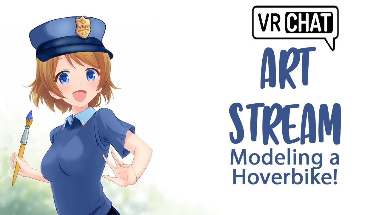 VRChat] Making a Hoverbike for VRChat! - Morra812,mumclip com