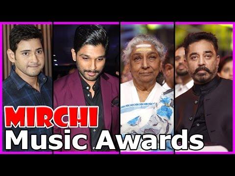 Mirchi Music Awards 2015 Highlights - Exclusive Video - RoseTeluguMovies