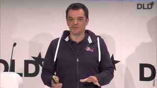The Rosetta Story (Andrea Accomazzo, European Space Agency & Esther Dyson) | DLD15