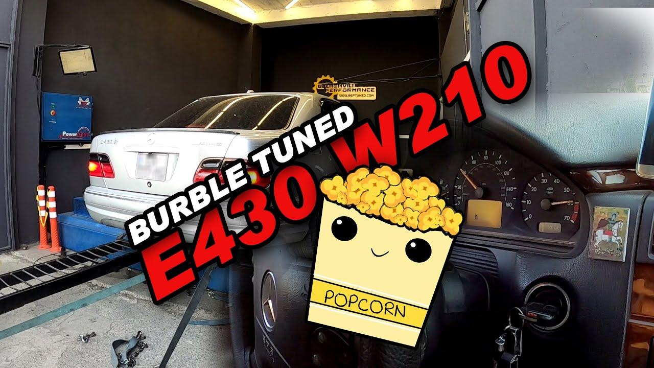 Burble Tuned W210 E430