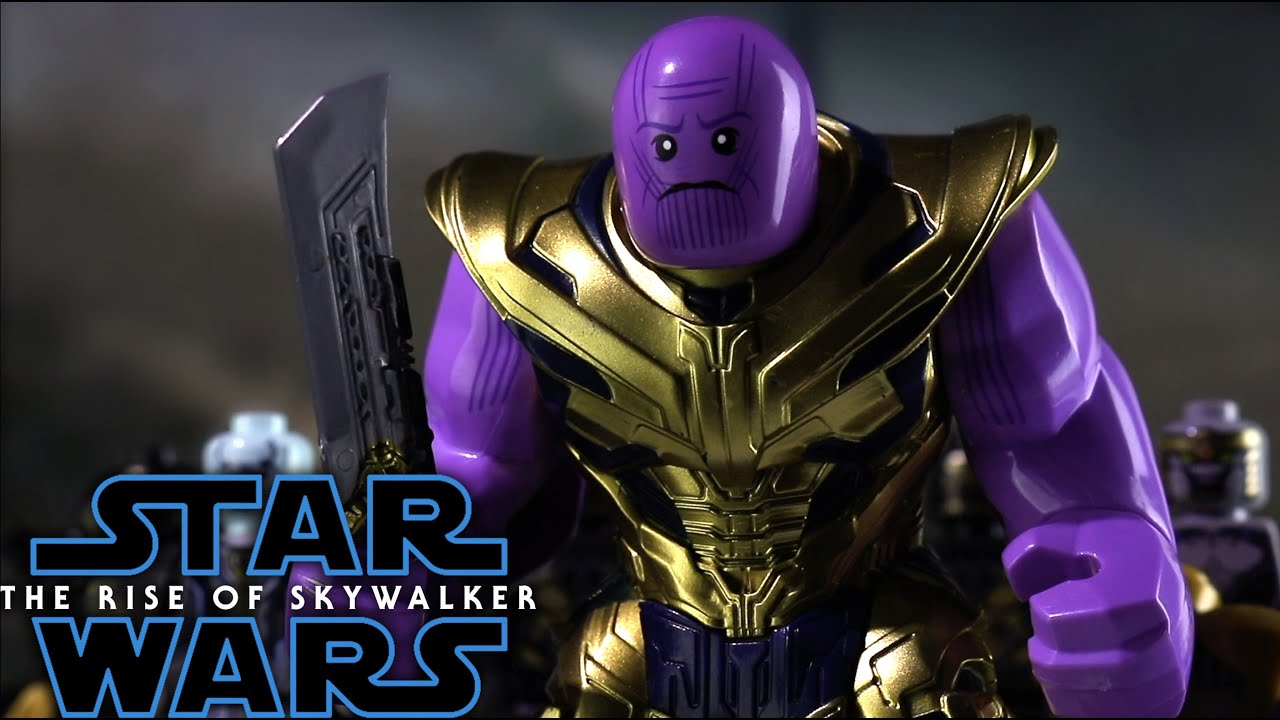 What If Endgame Ended Like The Rise of Skywalker (in LEGO)