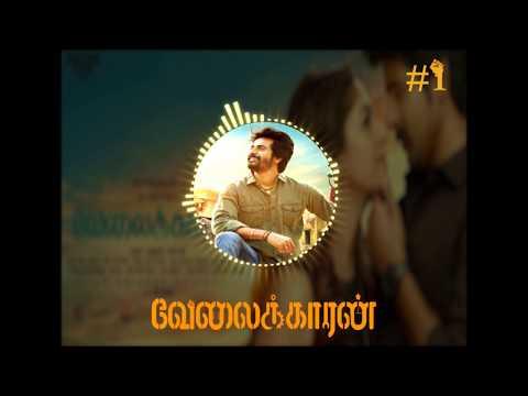 Velaikaran BGM  audio Visual HD sivakarthikeyan nayanthara Anirudh