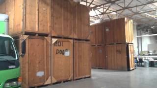 Servpro Phoenix Warehouse Tour
