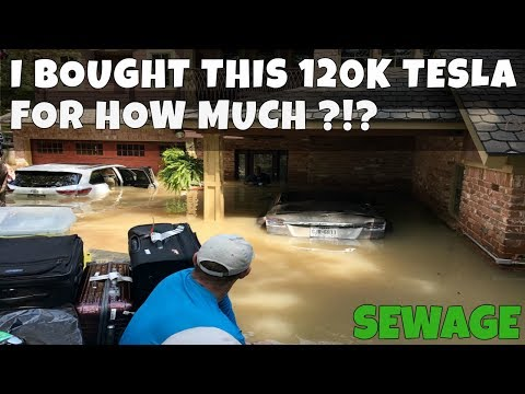 Why I Overpaid For This Tesla Sewage Mess