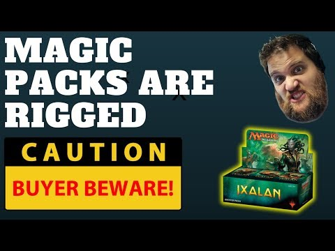 Watch This Before Ever Buying A Magic The Gathering Booster Pack