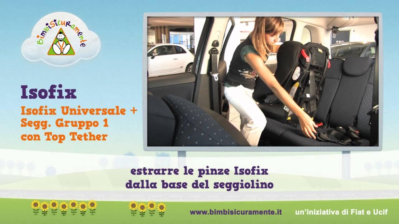 Seggiolino auto Isofix Isodinamyk di Foppapedretti - Sito ...