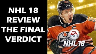 NHL 18 Review - The Final Verdict