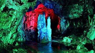 Лагонаки видео  Большая Азишская пещера