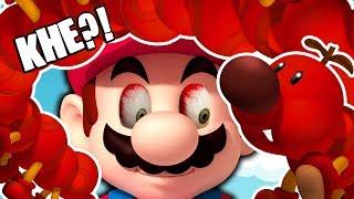 EL GUSANO MAS GRANDE DEL MUNDO!! Super Mario Maker 2