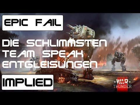 Lets Play War Thunder EPIC FAILS im TS Special FSK 16 Deutsch HD