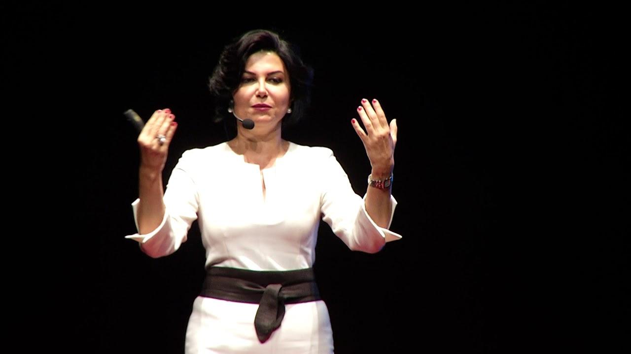 Ego ve Empati Savaşı | SEDEF KABAŞ | TEDxKaleiçi