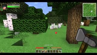 ЗеркМир - Эх,квадратный мир # 1 - ( Minecraft )