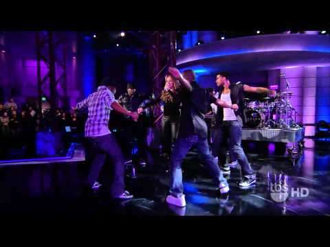 1080p Mariah Carey   Obsessed Lopez Tonight 16 12 2009 HD