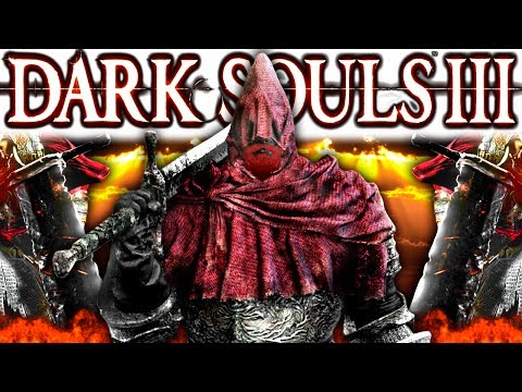 SLAVE KNIGHT GAEL AND THE DARK SOUL | Dark Souls 3 Ringed City DLC Gameplay