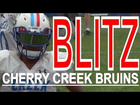 Cherry Creek Bruins With Bounce in 2016 - FOOTBALL AMERICA - The BLITZ - Preview