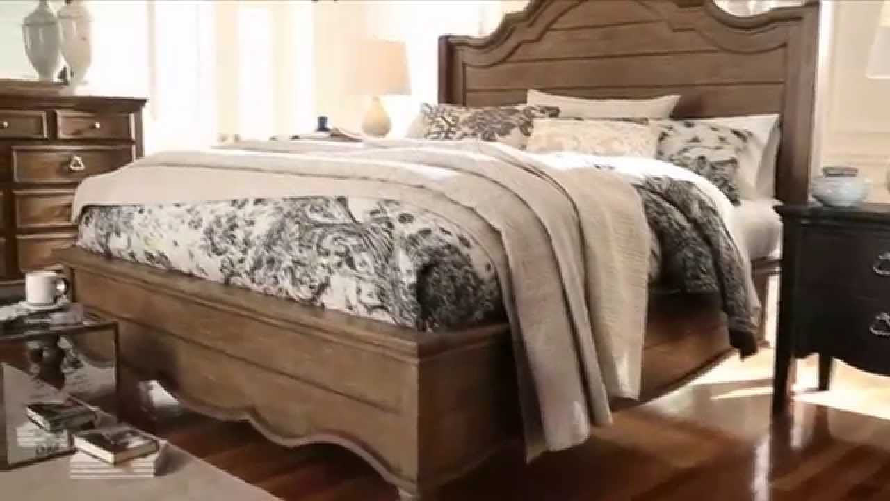 Ashley Furniture HomeStore  Tanshire Bed  YouTube