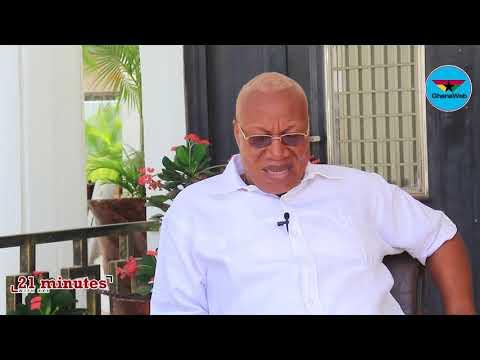 Prof Joshua Alabi on '21 minutes with KKB'