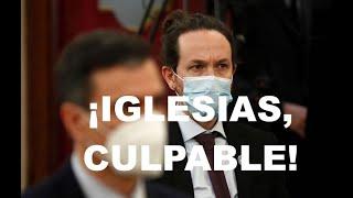 ¡IGLESIAS HIZO SALTAR POR LOS AIRES EL PACTO PP/PSOE!