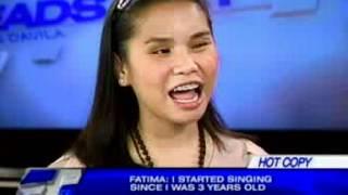 [ANC Headstart] Marian devotee and inspirational singer Fatima Soriano 2/2